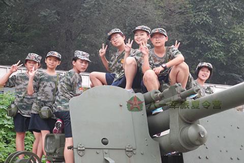 北京八一军旅冬夏令营